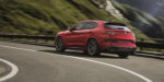 Alfa Romeo Stelvio Quadrifoglio Verde bude materiál GLC63 AMG