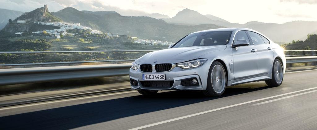 BMW sa pustilo do modernizácie 4ky, nevidno to