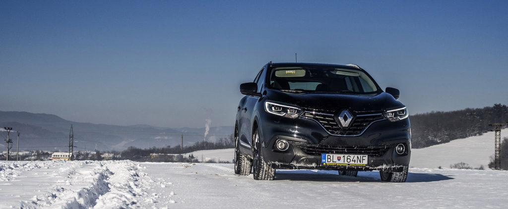 Test Renault Kadjar TCe EDC: Nočno-denný efekt
