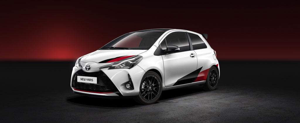 Toyota spravila z Yarisu prekvapivý hothatch