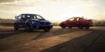 Subaru vylepšuje WRX aj WRX STI