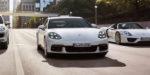 Porsche Panamera sa v Ženeve zhybridnie, ale rýchlo