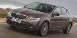 Škoda Octavia: Vráti sa k dvojokej vizáži