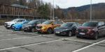 Reportáž Ford AWD Experience 2017 (part 2: ktoré auto bolo najlepšie)