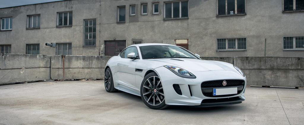 Krátky test Jaguar F-type: Budúca legenda