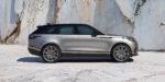 Range Rover Velar má vyplniť medzeru ponuky