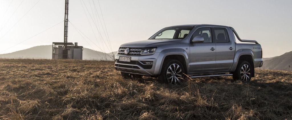 Test Volkswagen Amarok V6 Aventura: Opačný prístup