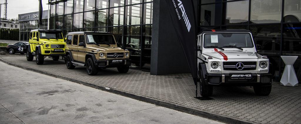 Mercedes v predstihu ukázal bratislavské AMG premiéry