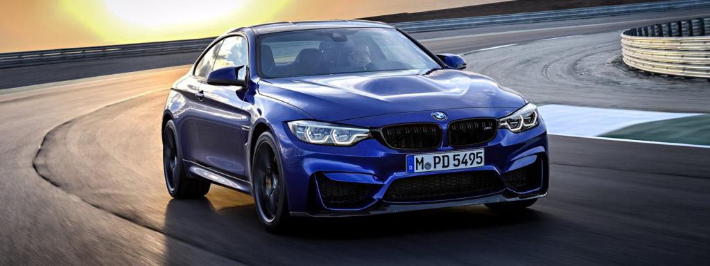 BMW konečne ukázalo lepšiu verziu M4, CS