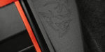 2018 Dodge Challenger SRT Demon Drag Kit features a Demon Track Pack System with a Demon logo.