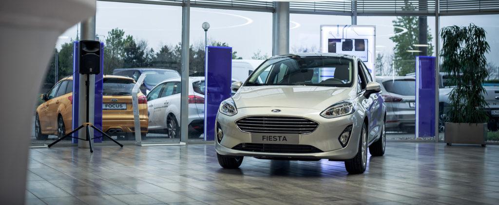Ford ukázal hviezdy bratislavskej autosalónovej expozície