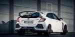 2017 HONDA CIVIC TYPE R SETS NEW FRONT-WHEEL DRIVE LAP RECORD AT NURBURGRING