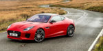 Jaguar dá do F-Type štvorvalec
