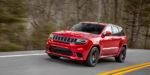 Jeep spravil z Grand Cherokee monštrum menom Trackhawk
