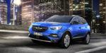 2017 Opel Grandland X - embargoed until April 19th