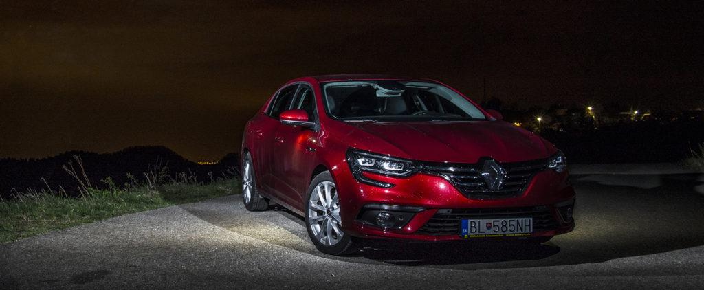Test Renault Megane GrandCoupé: Elegán z telenovely