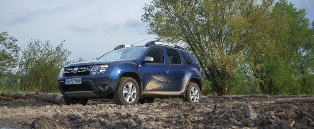 Test Dacia Duster 1,5 dCi 4x4: Noemova archa