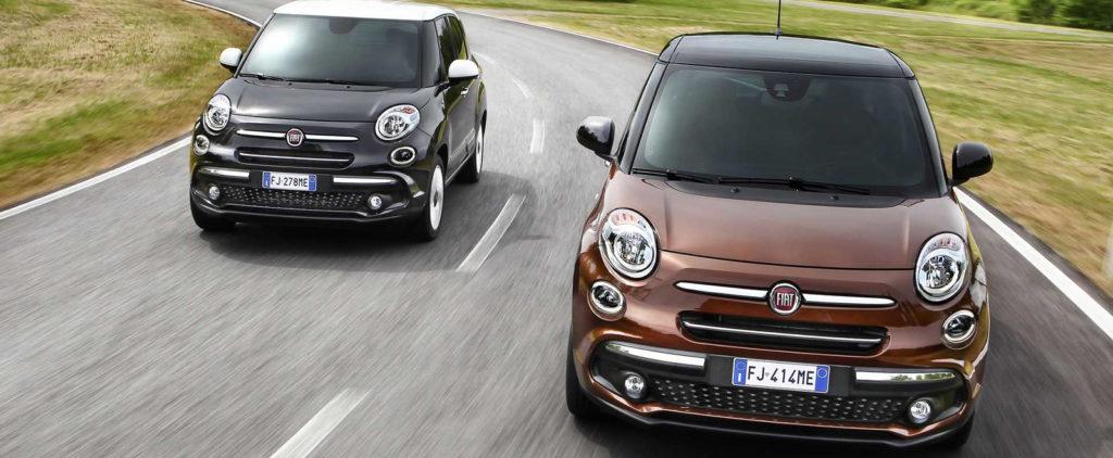 Fiat 500L má vraj 40 percent nových dielov