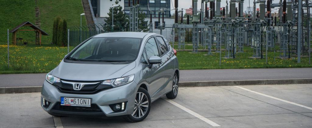 Honda Jazz 1,3 CVT: Porazí betónovú džungľu?