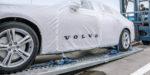 Čínske sedany Volvo S90 pôjdu po koľajoch, nie po vode