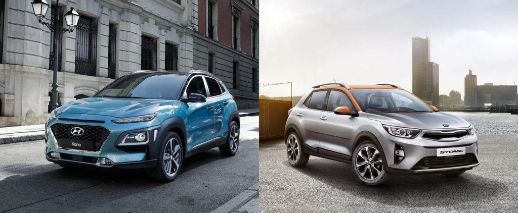 Hyundai aj Kia vstupujú do prúdu malých crossoverov