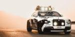 Jon Olsson zase predviedol ďalšie šialené auto