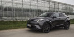 Test Toyota C-HR: Stealth technológie