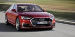 Nové Audi A8 jazdí samo *