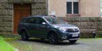 Test Dacia Logan MCV Stepway Outdoor: Budget Allroad