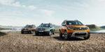 Malá revolúcia s evolučnými tvarmi: Dacia Duster