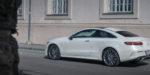 Test Mercedes-Benz E400 Coupe: Elegantná univerzálnosť