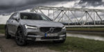 Test Volvo V90 Cross Country T6: Originálna alternatíva