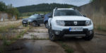 Test Dacia Duster 1,6 SCe 4x4 Blackshadow: Úvod do terénu