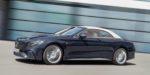 Exterieur: anthrazitblau metallic // Exterior: anthracite blue metallic (Kraftstoffverbrauch kombiniert: 12,0 l/100 km; CO2-Emissionen kombiniert: 272 g/km)(fuel consumption combined: 12.0 l/100 km; CO2 emissions combined: 272 g/km)
