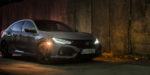 Test Honda Civic 1,5 VTEC: Na polceste