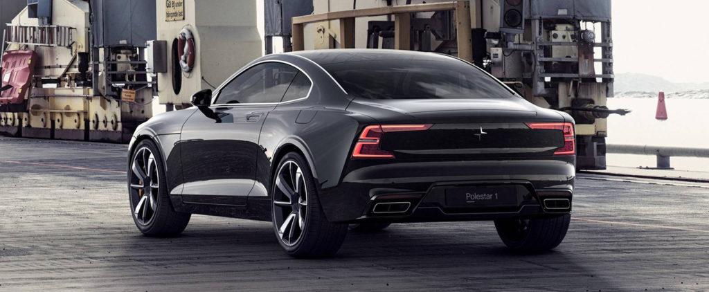 Polestar 1, čiže Volvo kupé, má hybridných 600 koní