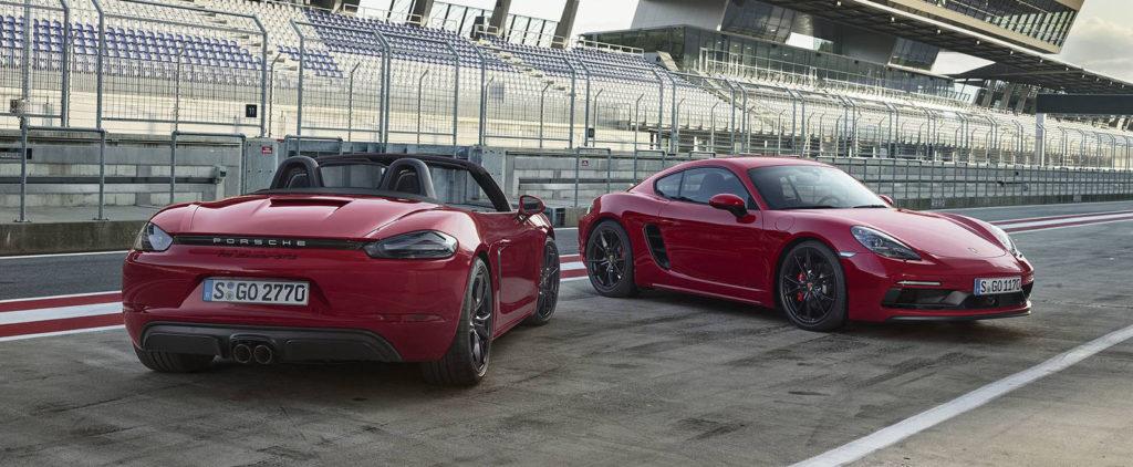 Porsche 718 Cayman GTS je tu, ale zase so štvorvalcom