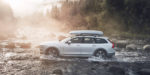Volvo zachraňuje svet s Ocean Race a modelom V90 Cross Country