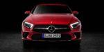 Mercedes-Benz CLS, 2017, Studiodesigno hyazinthrot metallic, Leder Nappa macchiatobeige / magmagrauMercedes-Benz CLS, 2017, Studiodesigno hyacinth red metallic,  nappa leather macchiato beige / magma grey