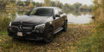 Test Mercedes-Benz GLC300: Športové SUV nie je oxymoron