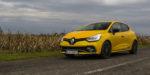Test Renault Clio RS Trophy: Dlhé čakanie na vagabunda