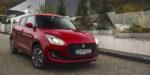 Test Suzuki Swift 4WD: Genericky jedinečný