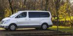 Test Hyundai H1 Tour: Analóg medzi digitálmi