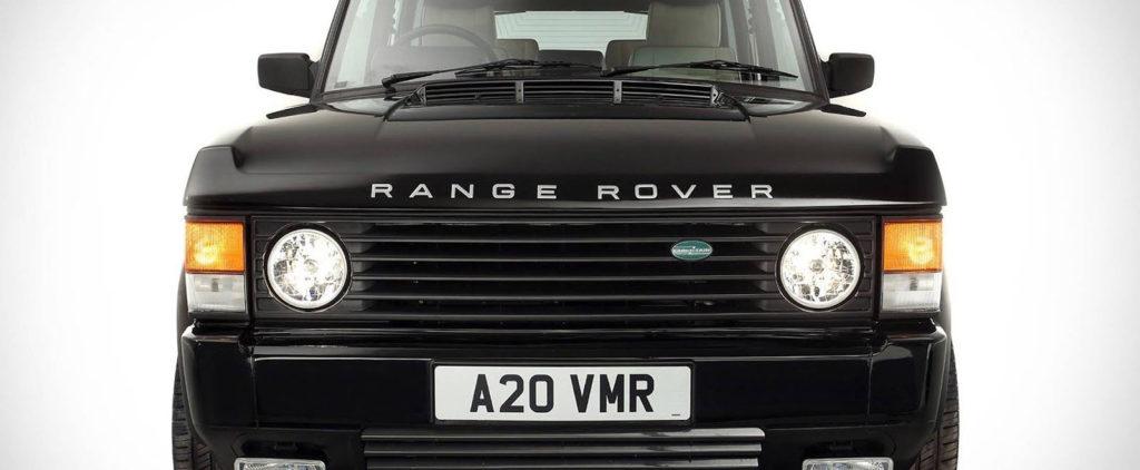 Do starého Range Roveru sa hodí osemvalec z CTS-V