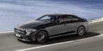 Mercedes-AMG CLS 53 4MATIC+ Exterieur: Graphitgrau // Exterior: Graphite Grey  (Kraftstoffverbrauch kombiniert: 8,4 l/100 km; CO2-Emissionen kombiniert:  200 g/km) (fuel consumption combined: 8.4 l/100 km; CO2 emissions combined: 200 g/km)