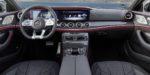 Mercedes-AMG CLS 53 Interieur: Leder Nappa schwarz mit roten Ziernähten Exterieur: Graphitgrau // Interior: Nappa leather black with red stiching Exterior: Graphite Grey
