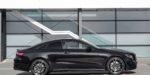 Mercedes-AMG E 53 4MATIC+ Coupé Exterieur: Obsidianschwarz metallic // Exterior: Obsidian black metallic  (Kraftstoffverbrauch kombiniert: 8,4 l/100 km; CO2-Emissionen kombiniert: 200 g/km) (fuel consumption combined: 8.4 l/100 km; CO2 emissions combined: 200 g/km)