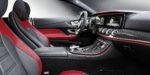 Mercedes-AMG E 53 4MATIC+ Coupé Exterieur: Obsidianschwarz metallic  Interieur: Polsterung Leder Nappa Schwarz/Classicrot // Exterior: Obsidian black metallic Interior: Upholstery nappa leather black/classic red   (Kraftstoffverbrauch kombiniert: 8,4 l/100 km; CO2-Emissionen kombiniert: 200 g/km) (fuel consumption combined: 8.4 l/100 km; CO2 emissions combined: 200 g/km)