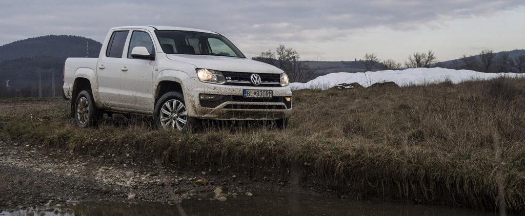 Test Volkswagen Amarok V6 Comfortline: Nepodceňujte základ