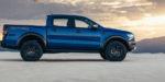 Ford Ranger Raptor bude mať 154 kW (210 k)